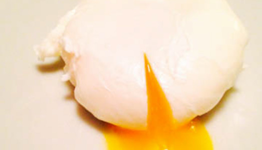Soft Poached Egg