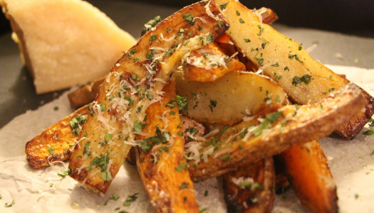 Truffled Parmesan Fries