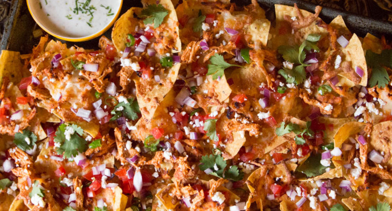 Butter chicken Nachos-3