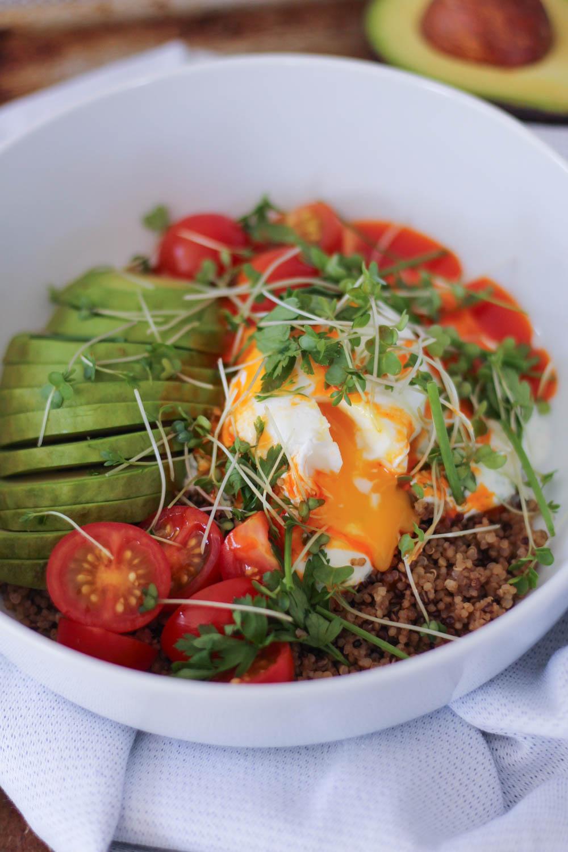 Quinoa Cilbir Bowl-12