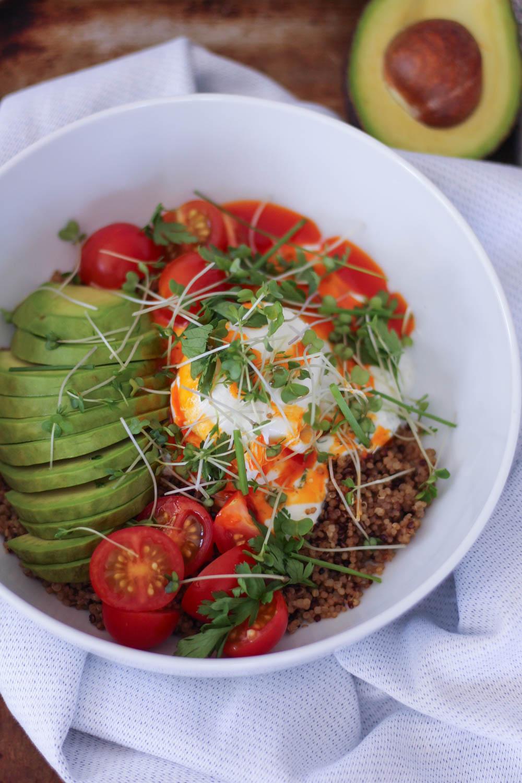 Quinoa Cilbir Bowl-4