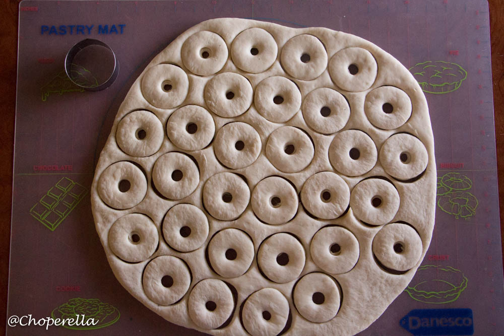Mango Lassi Donuts