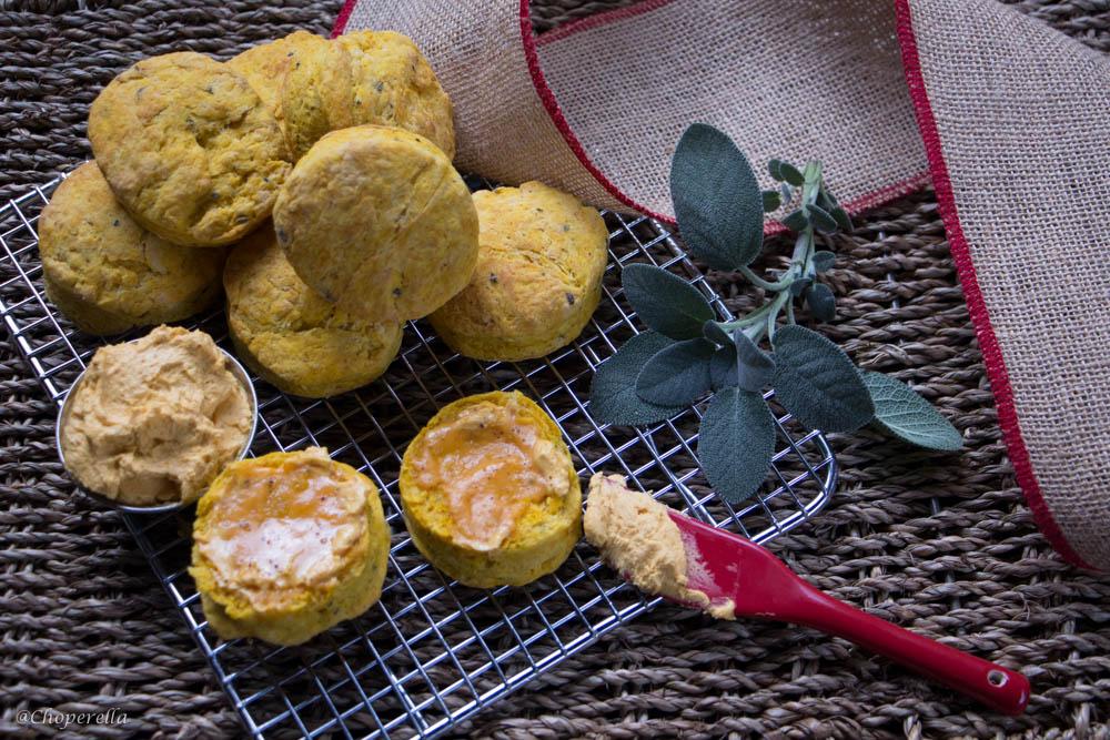 Pumpkin Biscuits-3