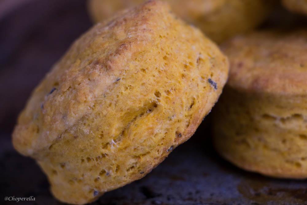 Pumpkin Biscuits-6
