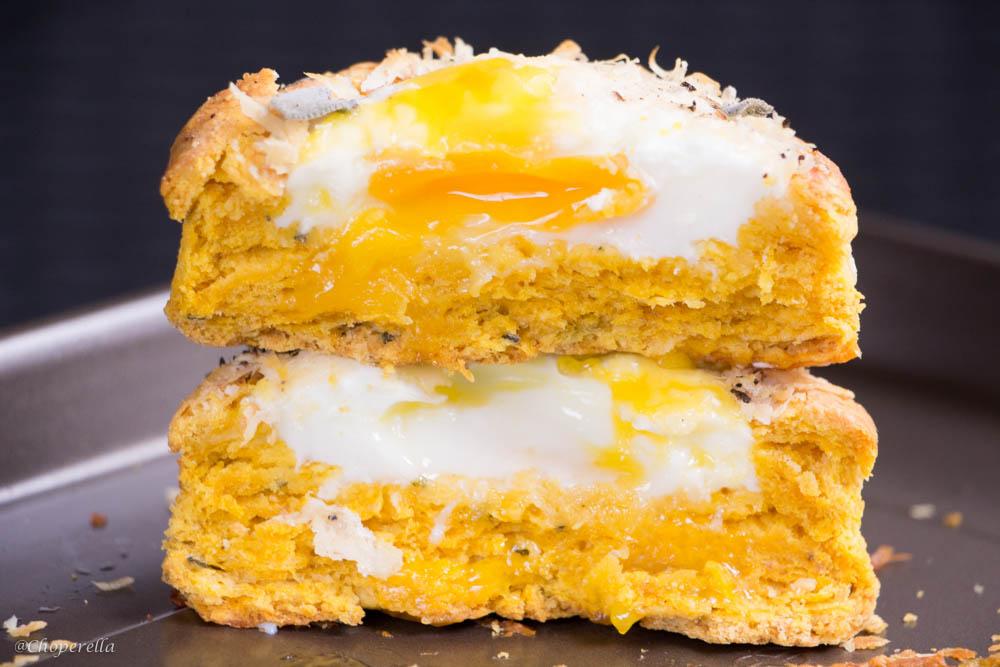 Pumpkin Biscuits-7